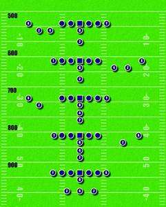 Printable Plays On Offense