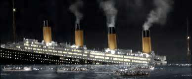 sinking out of sight by rms olympic on deviantart