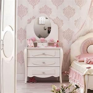 Commode Chambre Fille : coiffeuse tous les fournisseurs commode siege malle a tiroirs ~ Teatrodelosmanantiales.com Idées de Décoration
