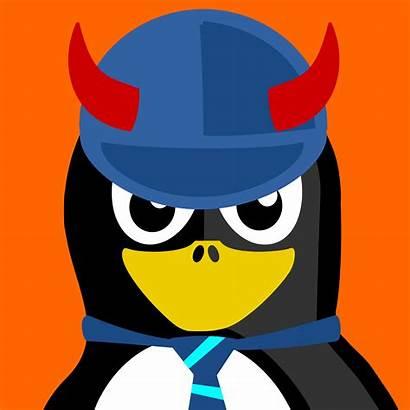 Clipart Penguin Dc Ac Acdc Cdc Svg