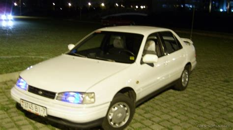 1992 Hyundai Elantra by 1992 Hyundai Elantra Sedan Specifications Pictures Prices