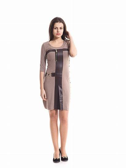 Short Dresses Party Office Wear Tops