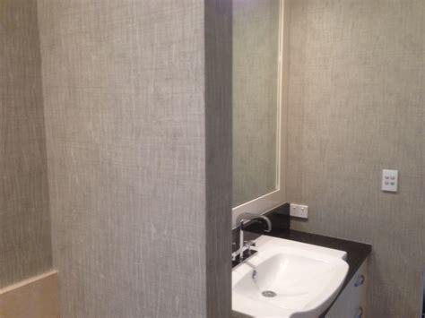 Vinyl Wallpaper For Bathroom Walls Wallpaper Installers Brisbane