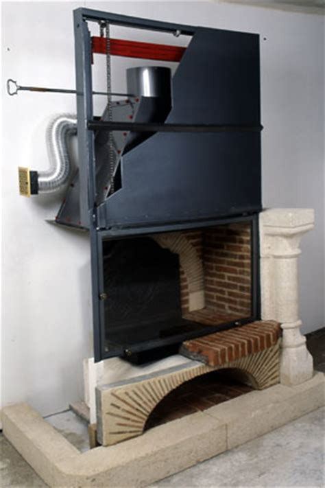 recuperateur chaleur cheminee foyer ouvert prix cheminee foyer ouvert avec recuperateur chaleur