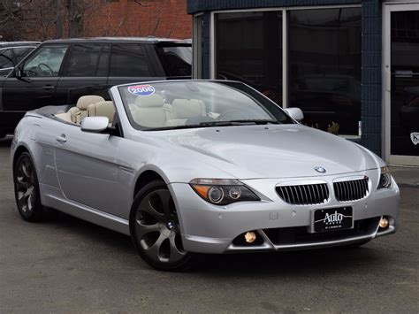 Used 2006 Bmw 6 Series Touring At Saugus Auto Mall