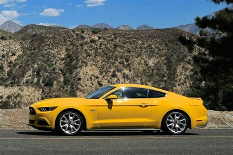 ford mustang fuel economy confirmed autotrader
