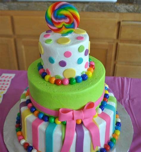 Cake Decoration Ideas Easy by 5 Beautiful Birthday Cake Design Ideas