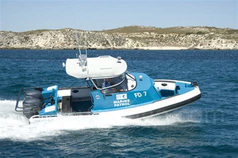 Boats For Sale Karratha by Naiad Patrol Boats Pursuit Vessels Perth Wa Kirby Marine