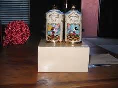 Disney Spice Rack by Lenox Disney Animated Classics Kitchen Canisters