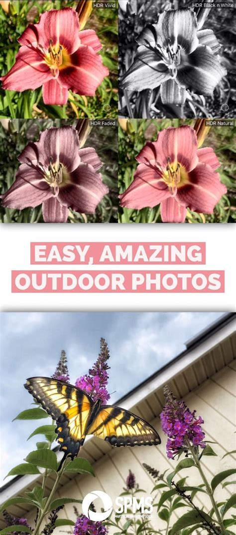 Best HDR App For Amazing Outdoor Vacation Photos | Iphone ...