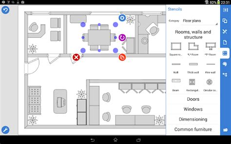 floor plan apps  android  ios techwiser