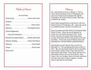 obituary template obituary program example With obituaries examples templates