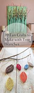 10, Fun, Crafts, To, Make, With, Tree, Branches