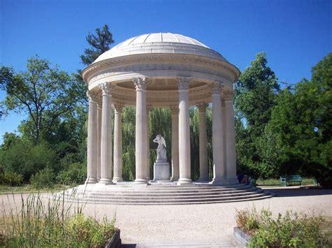 Pavillion Im Schloss Versailles Garten  Garden Blog