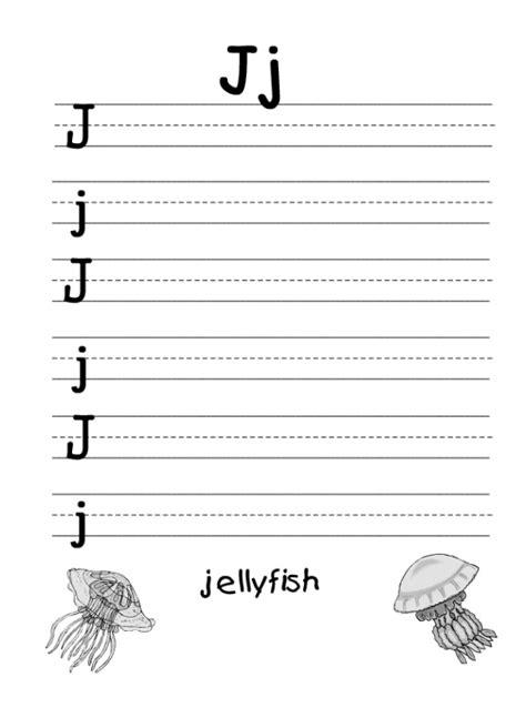 jellyfish worksheet  preschool preschool crafts