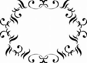 Fancy Border Clip Art at Clker.com - vector clip art ...
