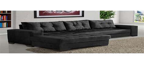 sala de tv sofá preto sof 225 preto na decora 231 227 o saiba como decorar
