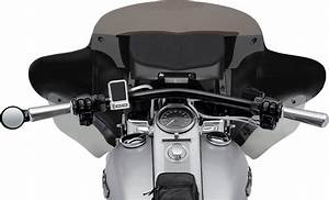 Hogtunes Front Fairing Speaker System Kit Memphis Shades