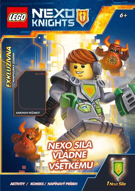 LEGO® NEXO KNIGHTS™ NEXO sila vládne všetkému ...