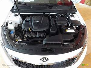 2013 Kia Optima Ex 2 4 Liter Gdi Dohc 16