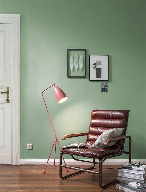 Wandfarbe Grau Grün by Best 25 Wandfarbe Gr 252 N Ideas On Gr 252 Ne