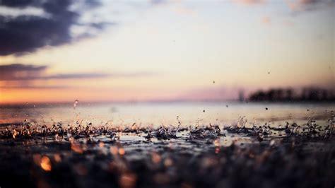 Nature Mac Hd Backgrounds Top Wallpapers Beautiful Rain