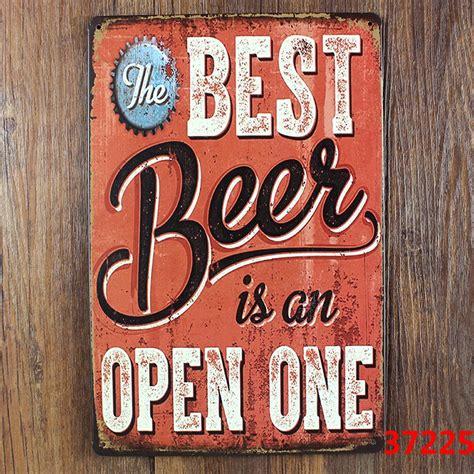 plaque metal cuisine popular bar signs buy cheap bar signs lots