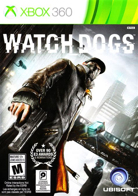Watchdogs 2014 Box Cover Art Mobygames