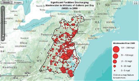 Chesapeake Bay Gis Data by Chesapeake Bay Restoration Made Transparent To