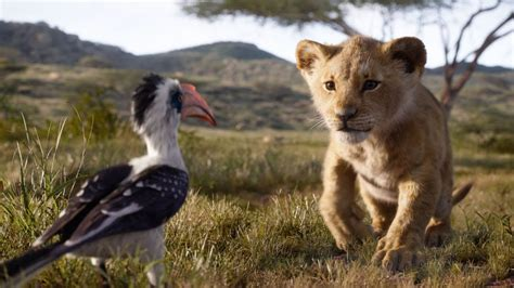 lion king official trailer  donald glover