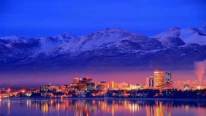 Alaska 4k Anchorage Wallpapers Desktop Mobile