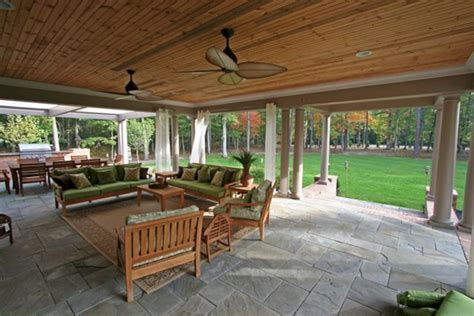 Outdoor Living Room Design Ideas (outdoor Living Room