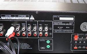 Kenwood Equalizer Question