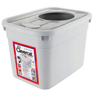 clever cat litterbox the cat connection