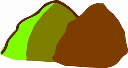 Mountains Clip Clipart Hills Rolling Clipartmag Domain