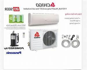 Mini Split 12 000 Btu Ductless Heat Pump Air