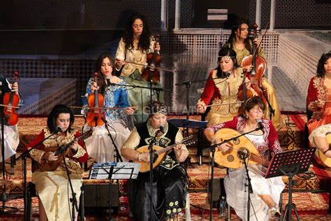 andalusian academic spring mostaganem april artistic cultural event edition