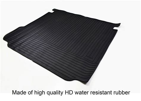 Rubber Boot Liner Cargo Trunk Mat Tailored For Bmw X5 E70