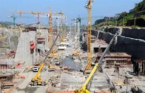 Les Travaux Du Canal De Panama Redmarrent
