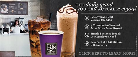Pj's coffee is located in new orleans city of louisiana state. PJ's Coffee of New Orleans