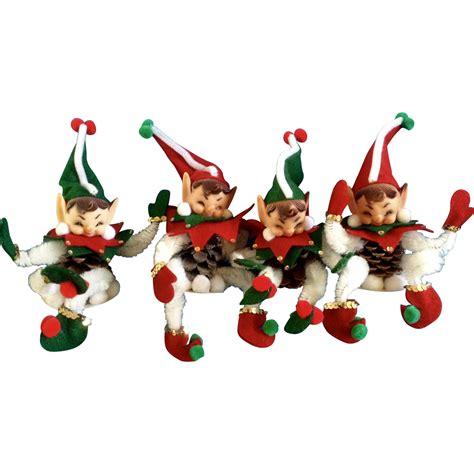 vintage christmas ornaments graphic  techflourish