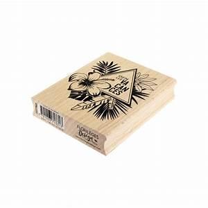 Vacances Juillet 2017 : tampon bois 39 floril ges design capsule juillet 2017 39 enfin les vacances la fourmi creative ~ Medecine-chirurgie-esthetiques.com Avis de Voitures