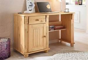 Schreibtisch Aus Arbeitsplatte : home affaire schreibtisch adele online kaufen otto ~ Eleganceandgraceweddings.com Haus und Dekorationen