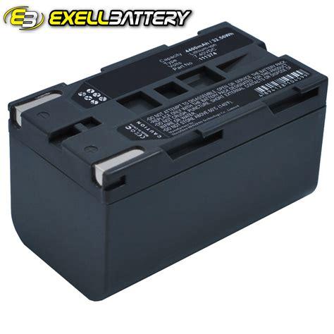 7 4v 4400mah survey meter battery fit ashtech proflex promark 500 800 ebay
