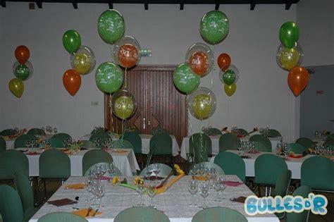 deco salle des fetes pour anniversaire bullesdr d 233 coration d anniversaire 50 ans en ballons
