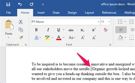 How to Quickly Remove Double Spaces in Word
