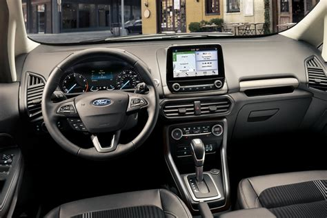 ford ecosport compact suv   colors