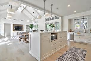 Farmhouse Sink by Farmhouse Open Concept Kitchen Designs Family Room Transitional With Indoor Outdoor Living