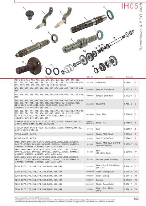 1206 International Tractor Wiring Diagram Schematic by Ih 485 Wiring Schematic Wiring Library