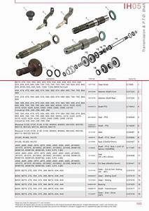 Case Ih Catalogue Transmission  U0026 Pto  Page 109